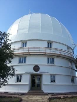 Otto Struve Telescope Bldg