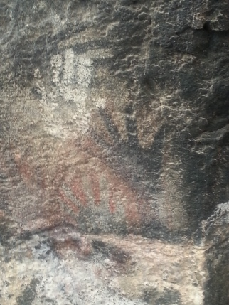 prehistoric pictographs