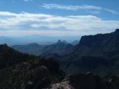 Vista from Lost Mine Trail